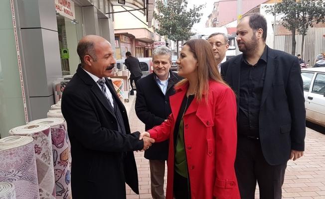 CHP, Paşa'yı ziyaret etti