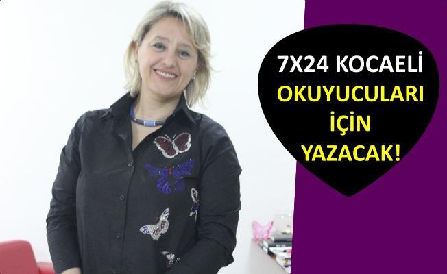 Spiritüel yaşam koçu Lale Ataman 7x24 Kocaeli ailesine katıldı