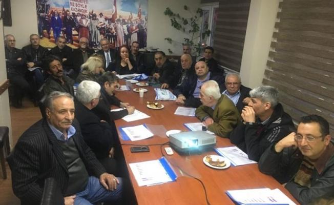 CHP'de eğitim seferberliği başladı