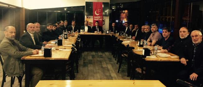 Özalay: Karamürsel'de de kutuplaşma var