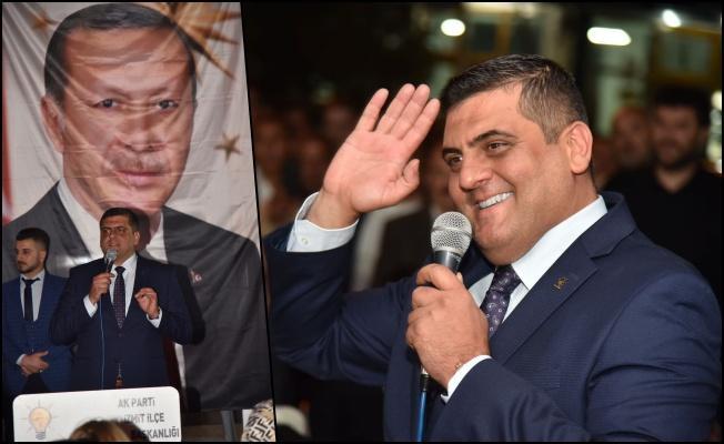 AK Parti İzmit İlk Seçim Bürosunu Açtı