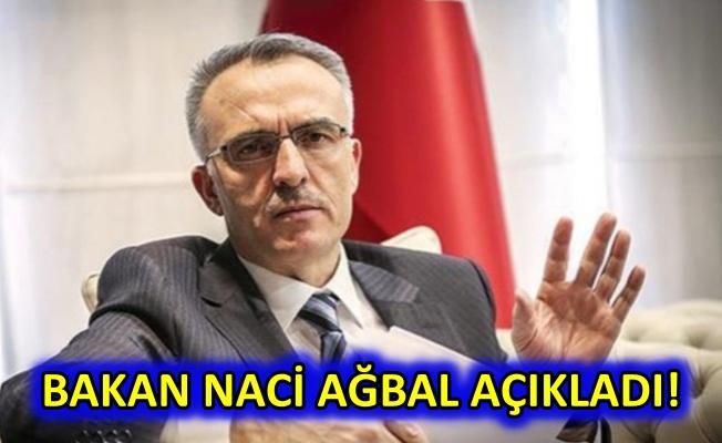 Bakan Ağbal, ÖTV'de indirim çalışması olmadığını açıkladı!