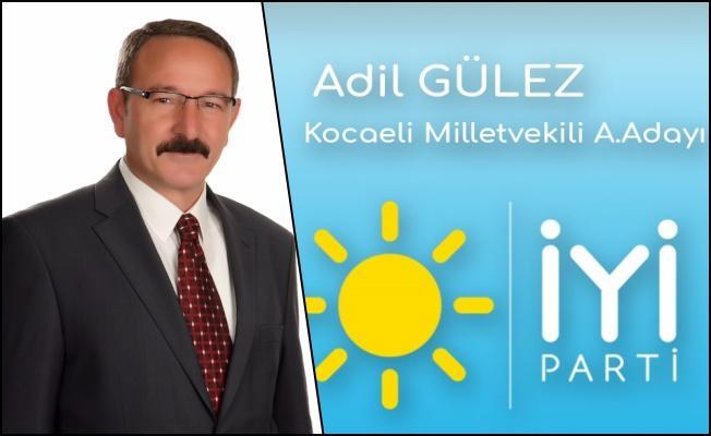 Gülez Kardeşler İnşaat'ın sahibi Adil Gülez İYİ Parti'den aday adayı oldu