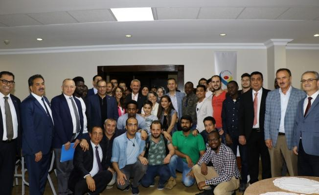 Gebze Ticaret Odası'ndan Vakıf ve GTÜ öğrencilerine iftar