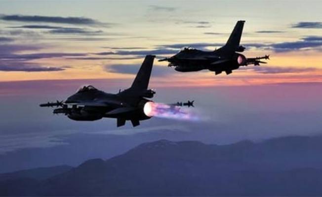 Hava harekatında 8 terörist öldürüldü