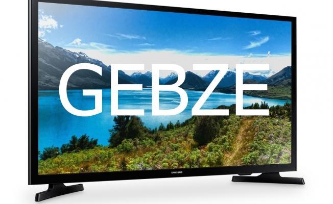 Kocaeli'nde televizyona en çok talep Gebze'den geldi