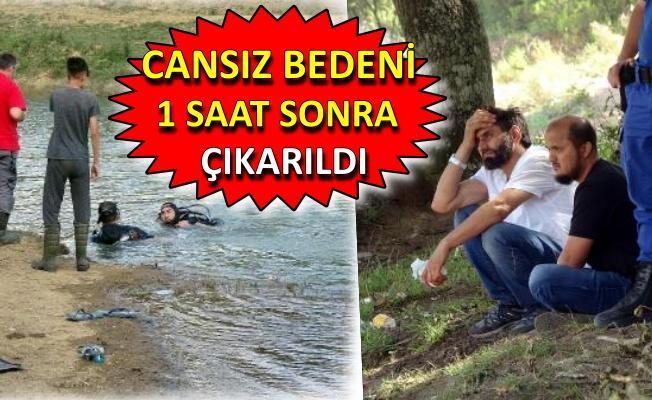Doğu Türkistanlı çocuk, gölette boğuldu!