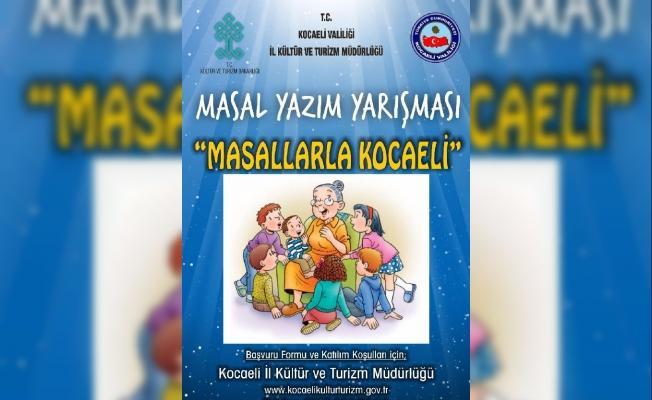 Kocaeli'yi anlatan masal yarışması