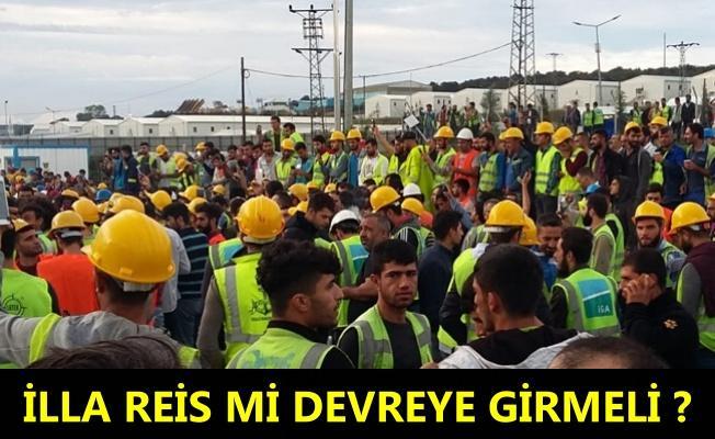 3. Havalimanı'ndaki işçilerin eylemi tartışma yarattı
