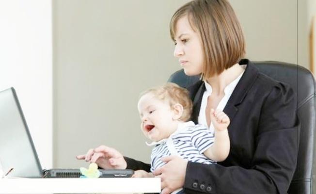 Çalışan anne-babaya yarım gün çalışma hakkı