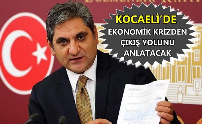 CHP Genel Başkan Yardımcısı Aykut Erdoğdu geliyor