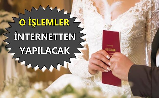 Diyanet'ten nikah işlemlerinde yeni uygulama