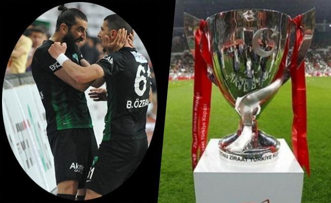 Kocaelispor'un Ziraat Türkiye Kupası rakibi belli oldu!