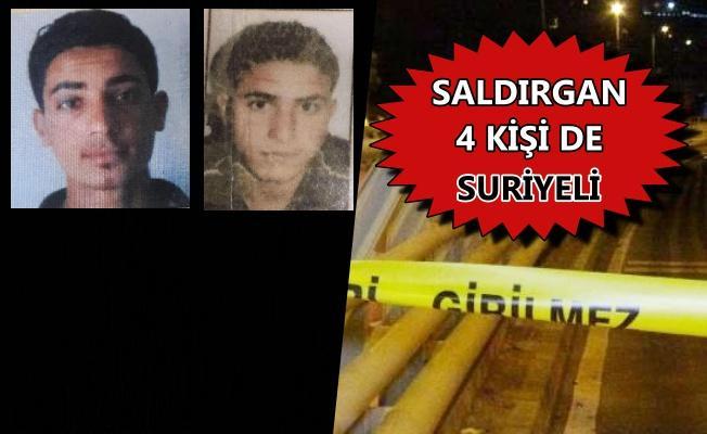 Suriyeli 2 kardeşi bıçaklayıp, keser ve demir çubuklarla dövdüler