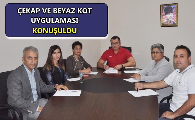 Aile Hekimleri Komisyonu Recep Pehlivan başkanlığında toplandı