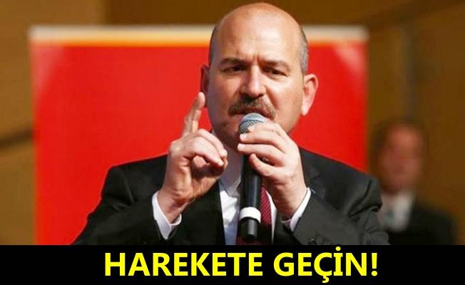 İçişleri Bakanı Soylu'dan valilere 'stokçu' talimatı