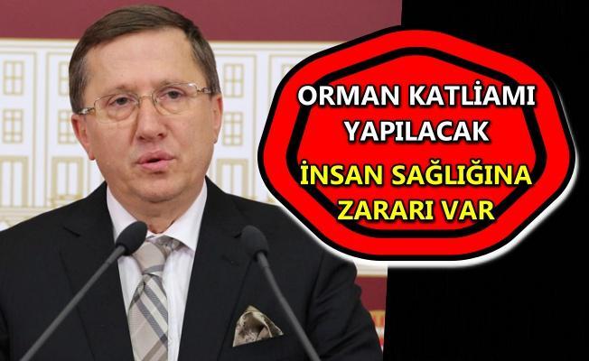 İYİ Parti'li Türkkan Gölcük Eriklitepe köylülerinin isyanını meclise taşıdı