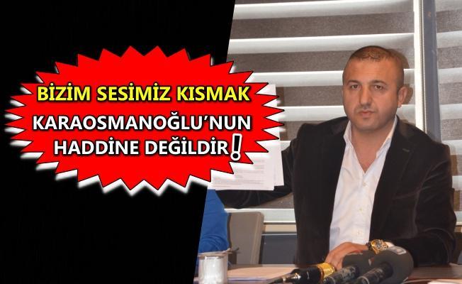 Meclis toplantısında yaşanan önerge krizine CHP'li Taşdemir sert çıktı!