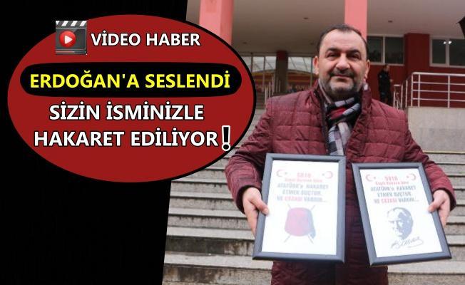 Avcı, Atatürk'e hakaret iddiasıyla 176 kişiden şikayetçi oldu