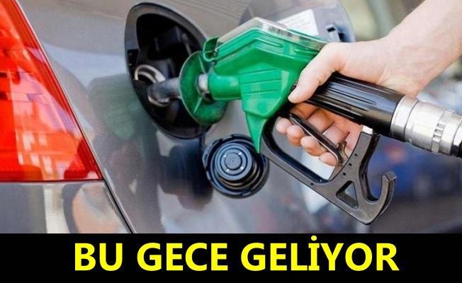 Benzine indirim müjdesi