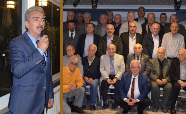 Eski Dostlar 370. Geleneksel Toplantı'da buluştu