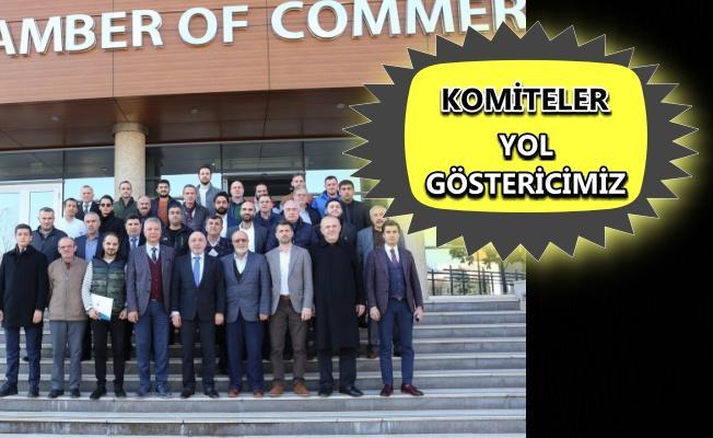 Akaryakıt Sektörü'nün sorunları KOTO'da görüşüldü!