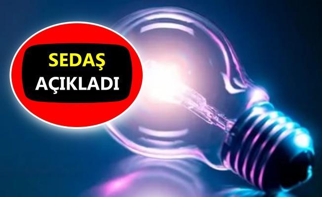 Bugün İzmit'te Elektrik kesintisi yaşanacak!
