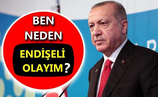 Cumhurbaşkanı Erdoğan'dan 'sarı yelekliler' açıklaması