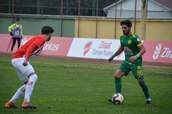 Darıca Gençlerbirliği - Antalyaspor: 0-1