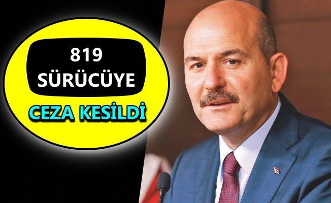 İçişleri Bakanı Süleyman Soylu talimat verdi!