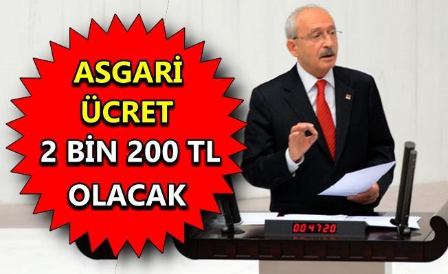 Kemal Kılıçdaroğlu bütçe görüşmesinde açıkladı!
