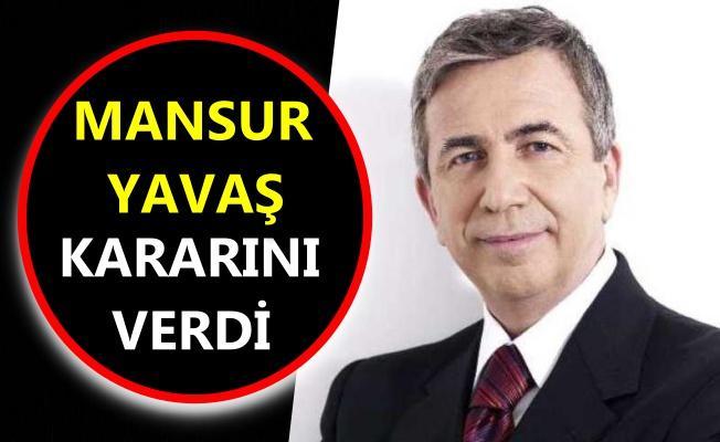 Mansur Yavaş İYİ Parti'nin teklifine cevap verdi