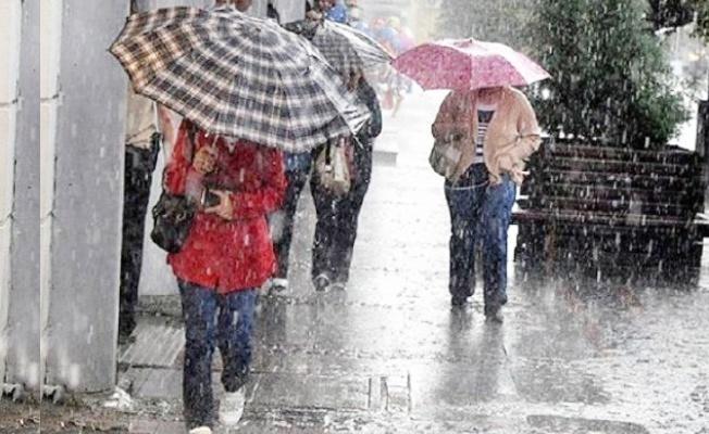 Meteoroloji'den kritik uyarı! Yağış geliyor