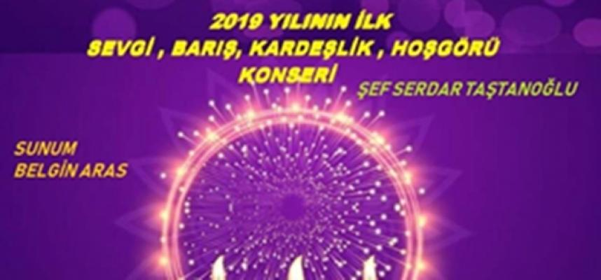 Dragos Musiki Derneği & Nicomedia Hoşgörü Müzik Derneği işbirliği ile!