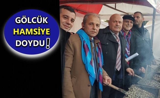 Trabzonlular'dan şahane bir 'Hamsi Festivali'