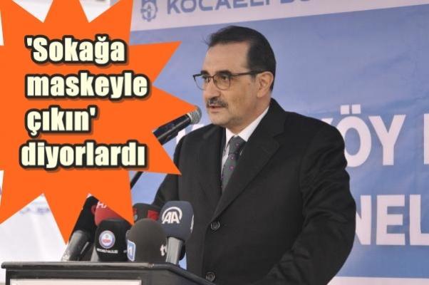 Bakan Dönmez, Köseköy Köprülü Kavşağı'nı açtı