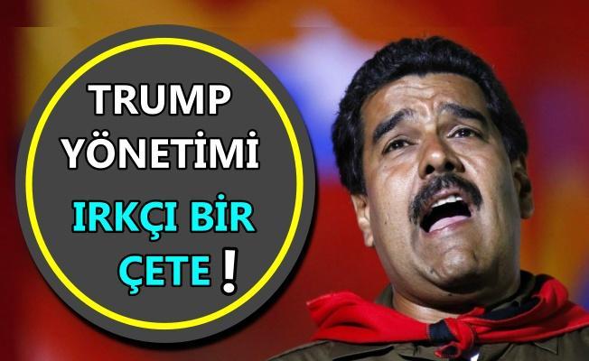 Maduro çok sert çıktı!