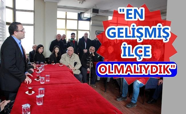 Sertif Gökçe Harmantarla'da konuştu