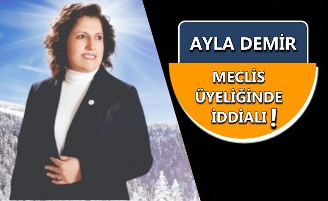 CHP'li Ayla Demir 'Türkiye'yi karanlıktan çıkarmalıyız'