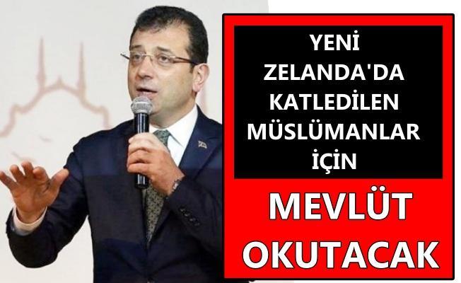 İmamoğlu İstanbulluları davet etti!