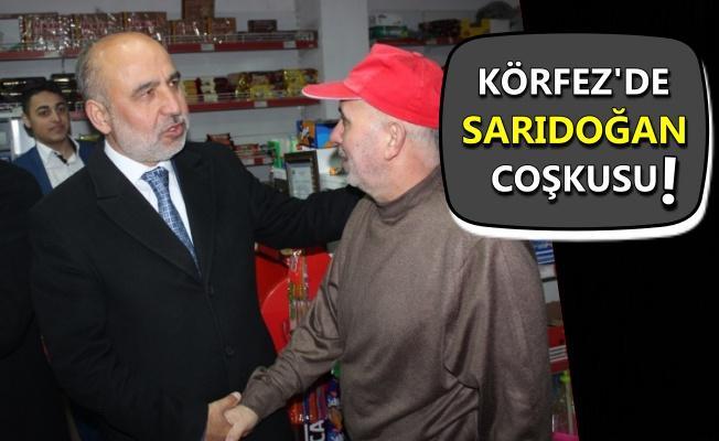 Sarıdoğan 'Terk edilen köylerimizde tarım ve hayvancılığı canlandıracağız!'