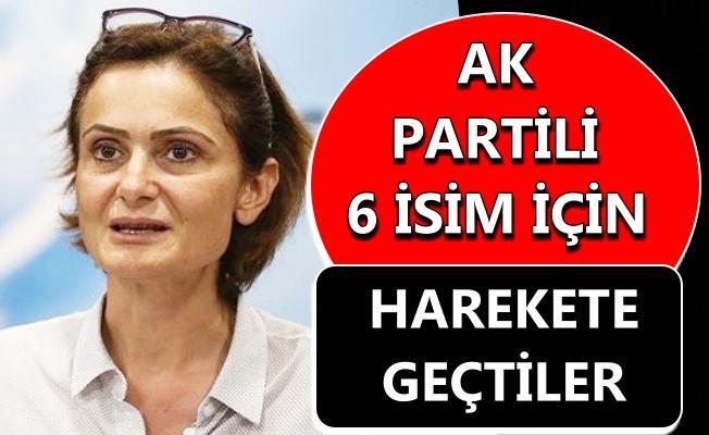 CHP'den suç duyurusu!
