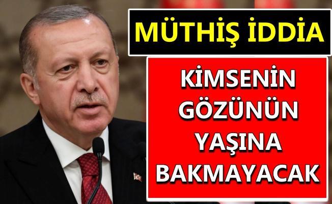 Erdoğan harekete geçiyor!