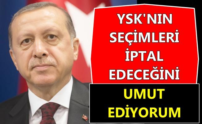 Erdoğan parti MKYK'sında konuştu