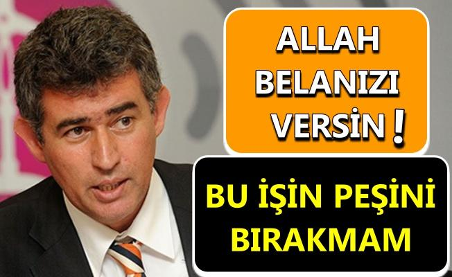 Feyzioğlu'ndan 'avukata dayak' tweeti!