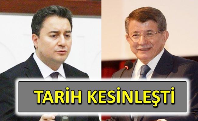 AK Parti'den iki parti çıkacak