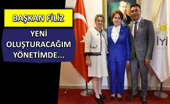 İYİ Parti Kocaeli'de yeniden atama!
