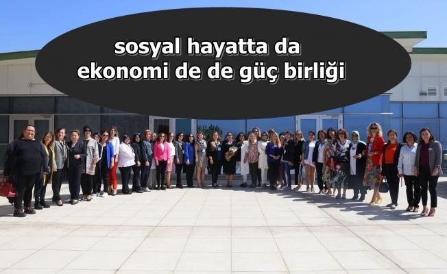 Kocaeli'nin kadın girişimcileri, KOTO'da tanıştı