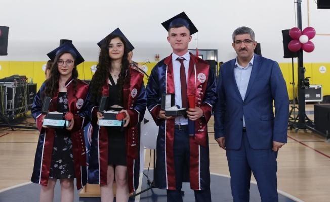 KOTO'nun nitelikli okulu ilk mezunlarını verdi