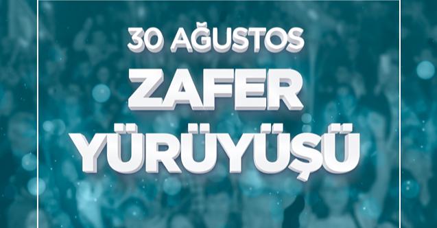 CHP Kocaeli'den 30 Ağustos'a yakışır kutlama!